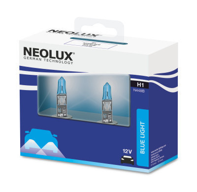 КРУШКИ H1 NEOLUX BLUE LIGHT